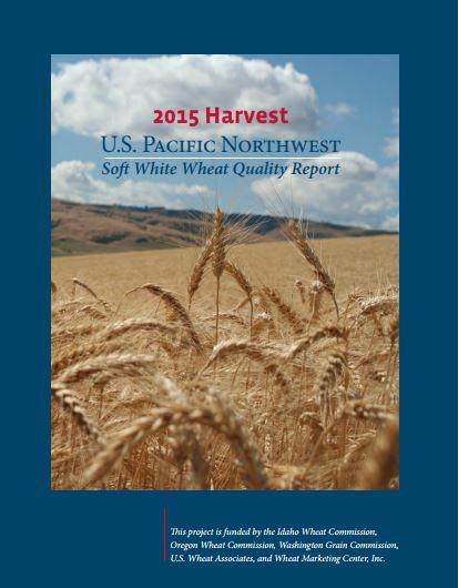 2015 Soft White Wheat Report