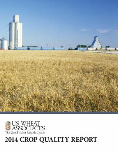 2014 Crop Quality Report