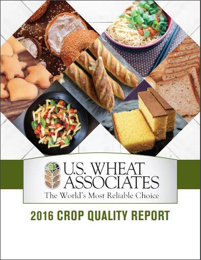 2016 Crop Quality Report