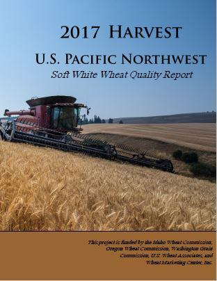 2017 Soft White Wheat Quality Report