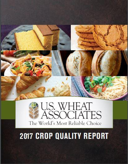 2017 Crop Quality Report