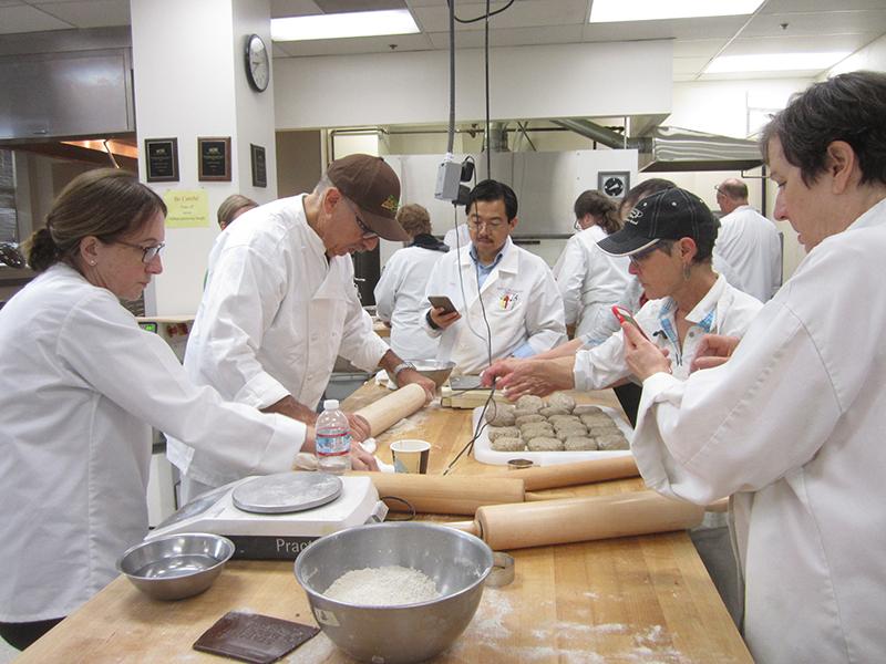 Rye Bread Course