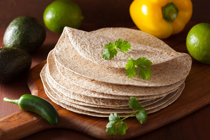 Whole-Wheat-Tortilla