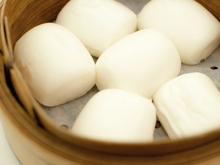 Asian Steamed Bread